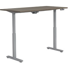 Ionic Sit 2 Stand desk   Electric   48 w x 24 d